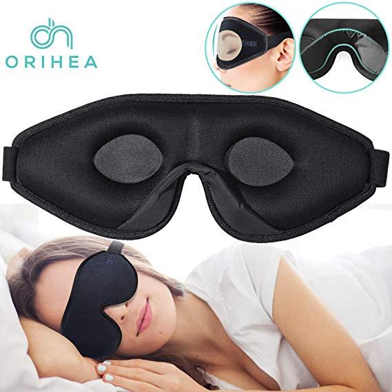 4 Orihea Foamiest Eyemask