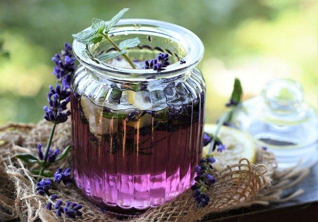 essential oil - lavender